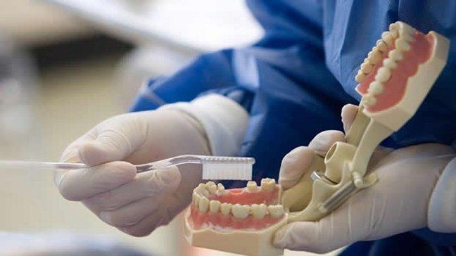pasos para una profilaxis dental